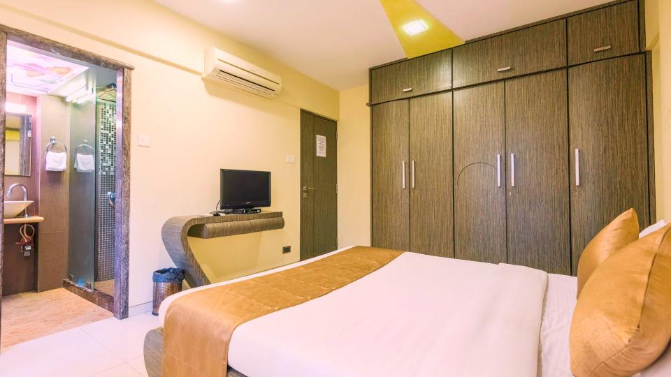 Dragonfly Apartments, Andheri, Mumbai Mumbai Deluxe Room Dragonfly Service Apartments Emerald Krishna Enclave Andheri Mumbai 2