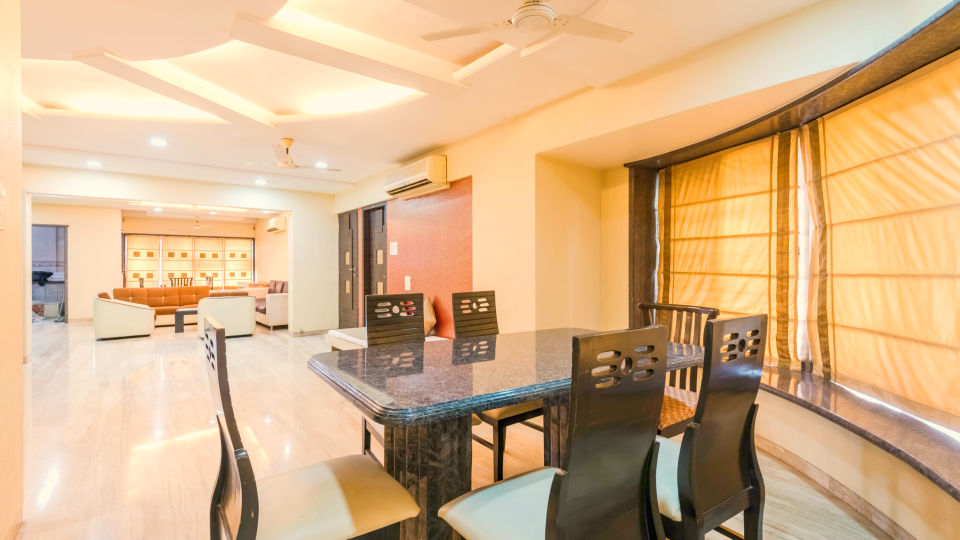 Dragonfly Apartments, Andheri, Mumbai Mumbai Living room Dragonfly Service Apartments Emerald Krishna Enclave Andheri Mumbai