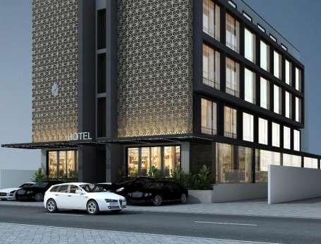 Hotel Facade, Hotel In Tirupati,  Budget hotel in Tirupati
