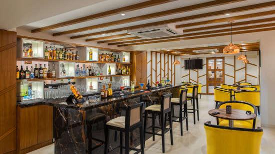 Dining Sobit Sarovar Portico Goa3