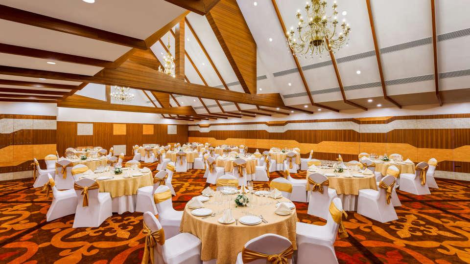 Banquets Sobit Sarovar Portico Goa6