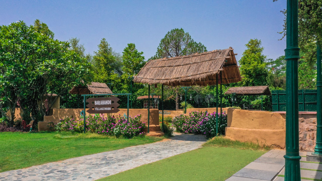 Barahandi, Heritage Village Resort and Spa, Dhaba in Manesar 2