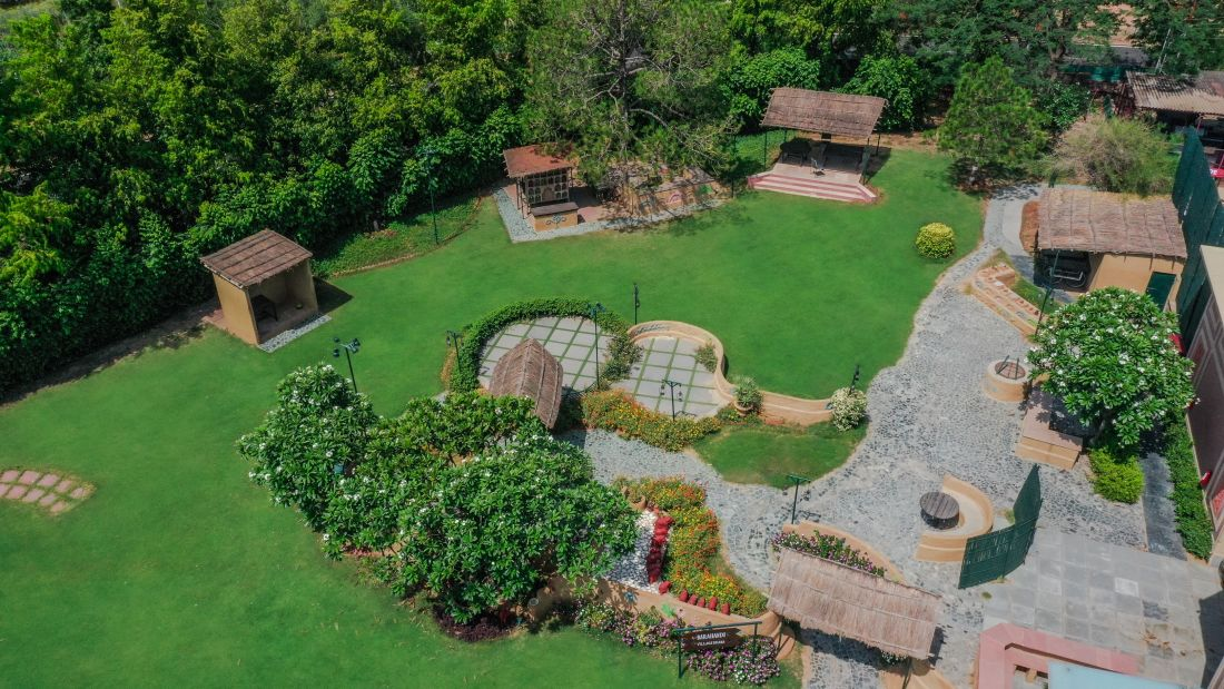 Heritage Village Resorts and Spa, Boutique Resorts in Goa and Manesar 12
