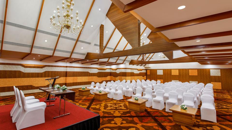 Banquets Sobit Sarovar Portico Goa4