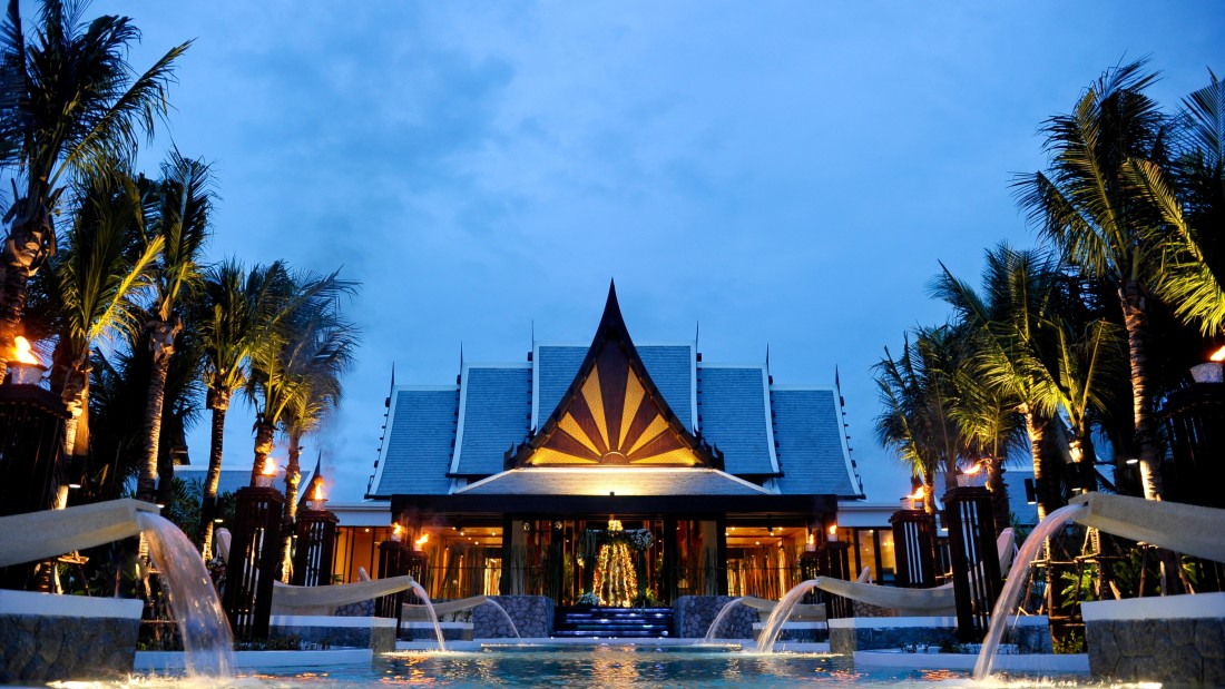 2. Natai Beach Resort Spa Phang Nga Thailand