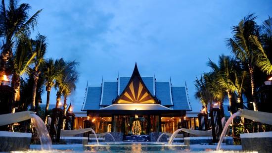 2. Natai Beach Resort Spa Phang Nga Thailand