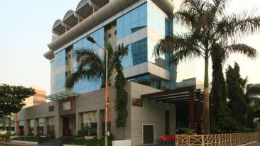 Suncity Hotels  front view03