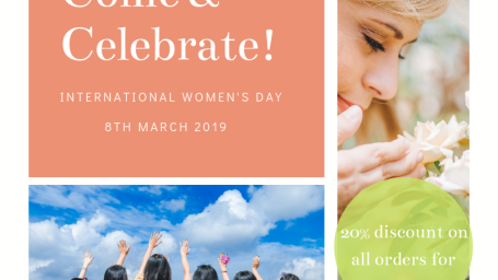Womens day at Piccadilly