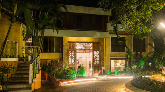 Parking Zara s Resort Khandala Hotel In Khandala