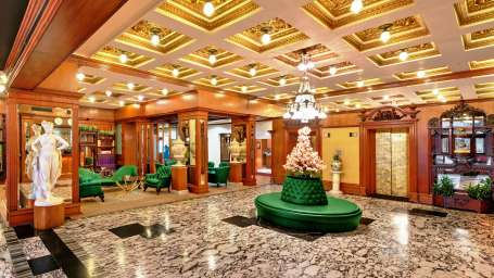 Lobby,The Ambassador Hotel Mumbai, Business Hotel In Mumbai 1117