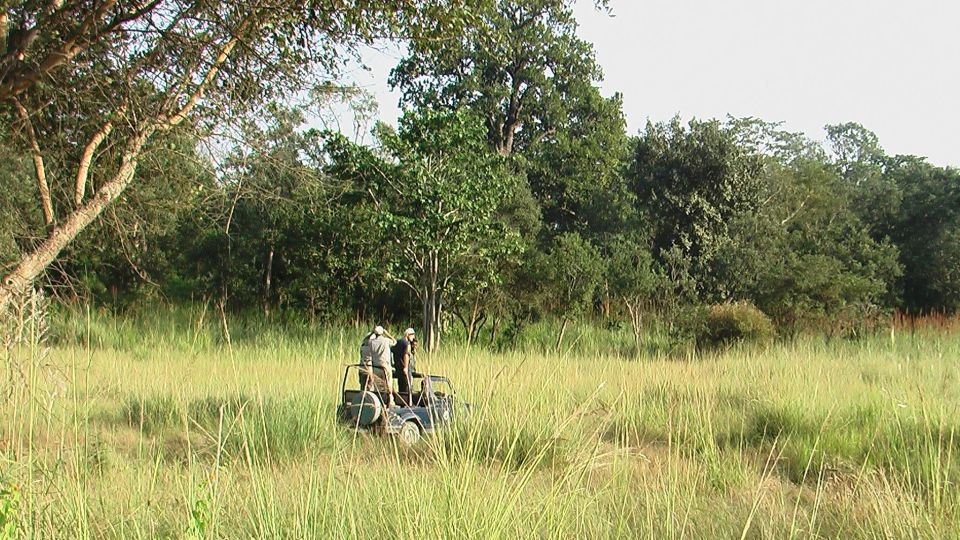 The Riverview Retreat Corbett Bijrani Jeep Safari