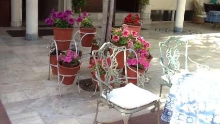 Garden Area Facade Hotel Meghniwas Jaipur Hotels in Jaipur 1