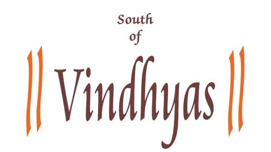 Logo of South of Vindhyas restaurant at the orchid hotel mumbai vile parle - 5 star hotel near mumbai airport