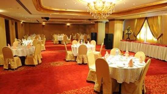 banquet3 The Hans Hotel, Hubli