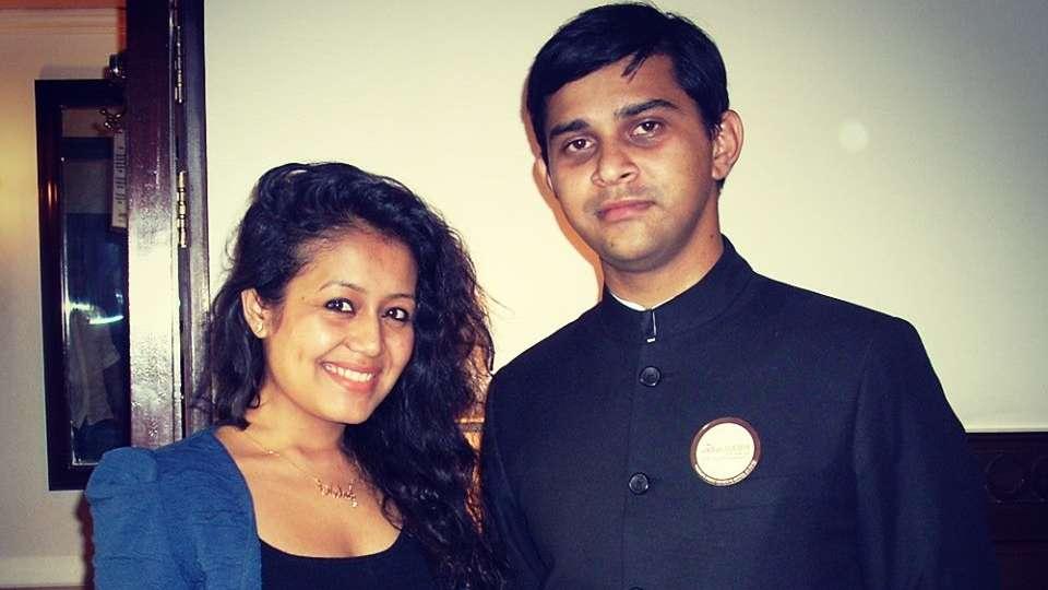 Neha Kakker at  Fort Jadhavgadh Heritage Resort Hotel Pune