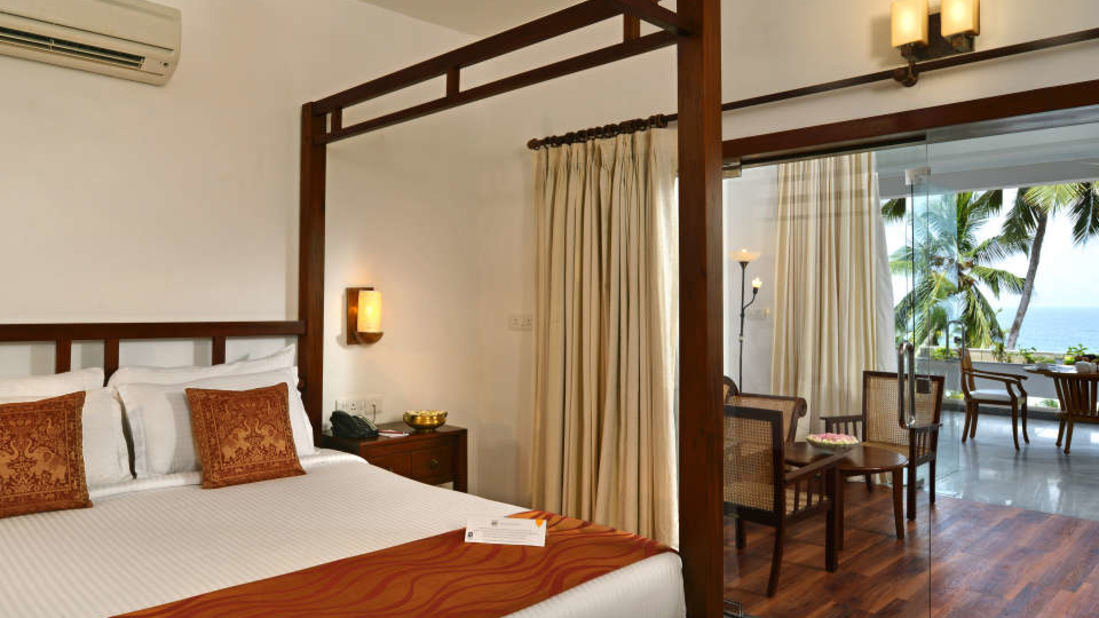 Spacious suites in Kovalam, Rooms in Kovalam, Kovalam Turtle, Annexe