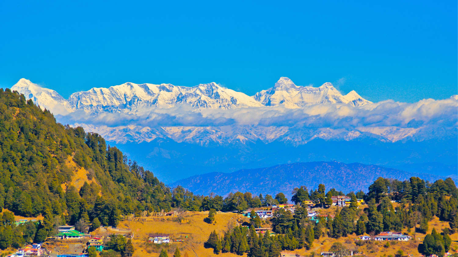 Image result for Kausani, Uttarakhand