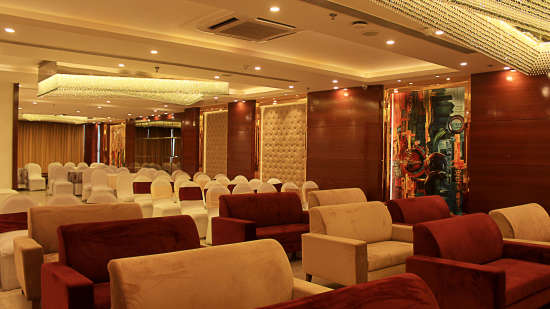 Banquet Hall Hotel Ascent Biz Noida