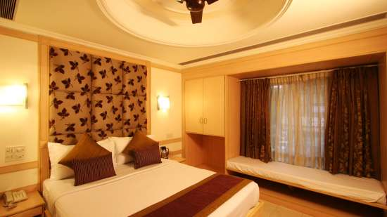 Deluxe Room Hotel Southern New Delhi 1