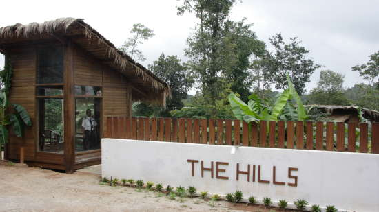 Exterior of Hotel stay simple the hills resort sakleshpur