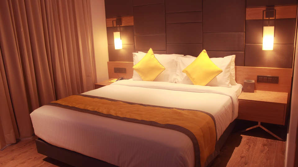 Rooms TGI Hotel Fountain Tree - JP Nagar Bangalore 26