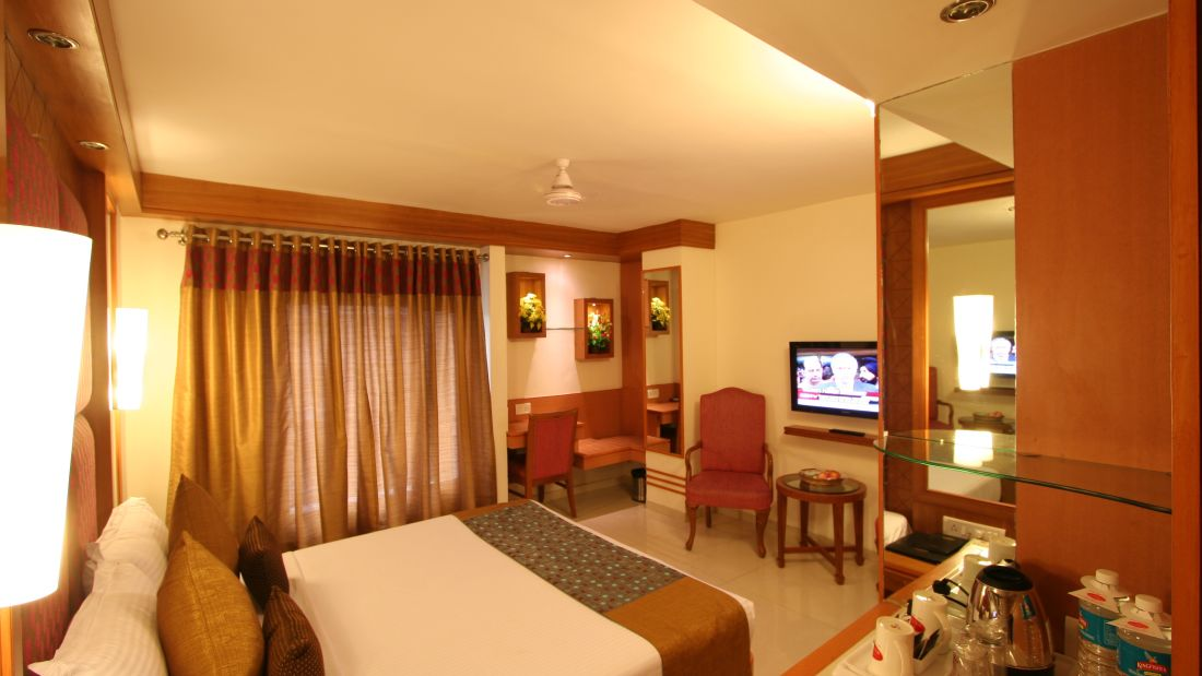Interior of Executive Rooms in Hotel Southern, one of the best hotels in NewDelhi