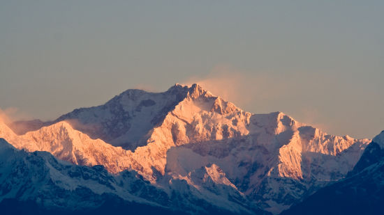Kanchenjunga India