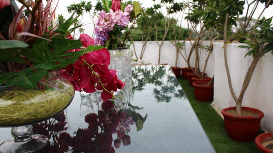 Hotel Nidhivan Sarovar Portico, Mathura Mathura Lawn Exterior Area Hotel Sarovar Portico Mathura 11