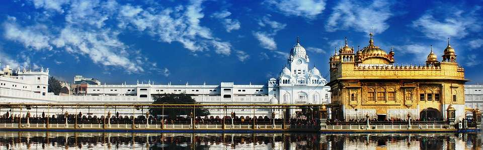 Golden Temple, Golden Sarovar Portico Amritsar, must visit places in amritsar