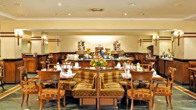Promenade Restaurant at Aditya Park Hyderabad, hyderabad hotels near HITEC city