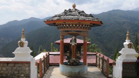 Khamsum Yulley Namgyal Chorten Bhutan