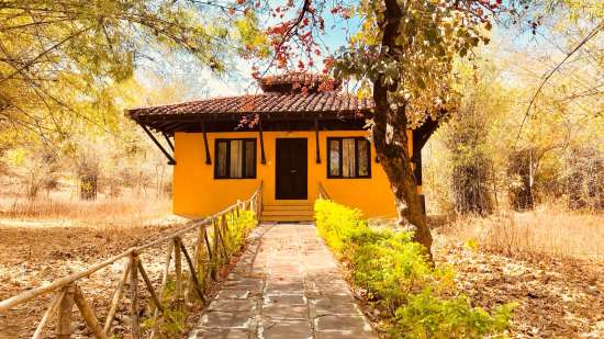 Villa at Infinity Resorts Bandhavgarh, Villas in Bandhavgarh 5