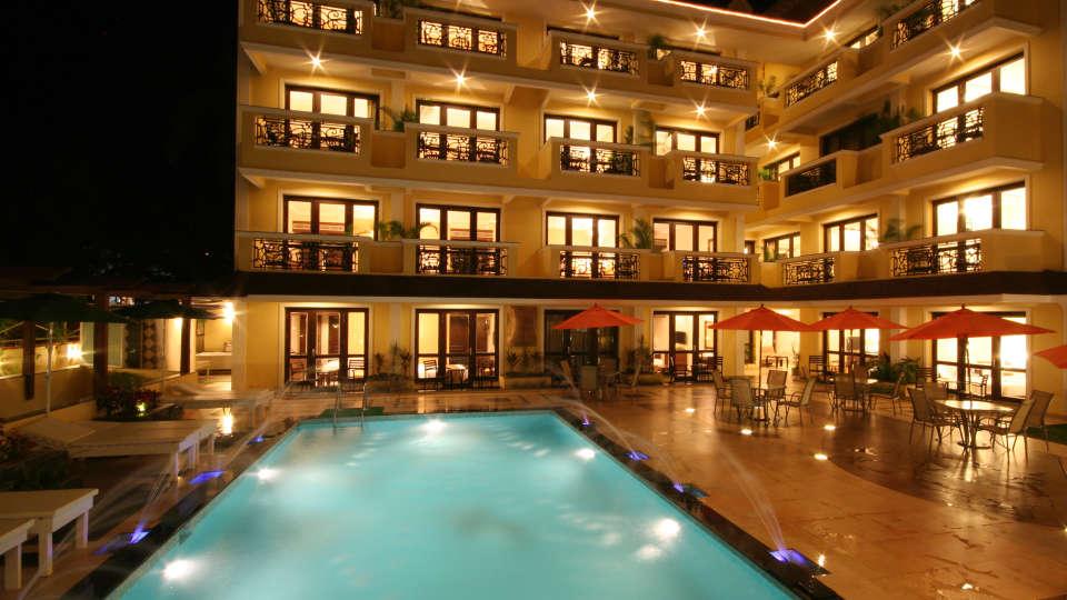 Exterior Resort De Coracao Goa 4