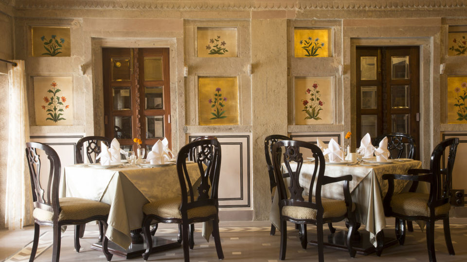 29. Darbhanga Fine Dining Restaurant
