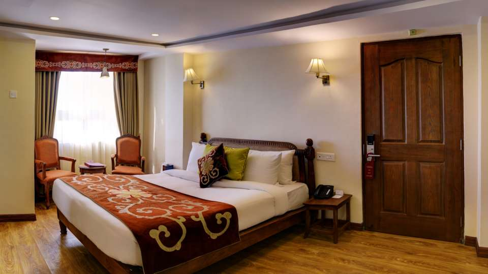Deluxe Rooms in Darjeeling at Summit Hermon Summit Hermon Hotel Spa Darjeeling 2