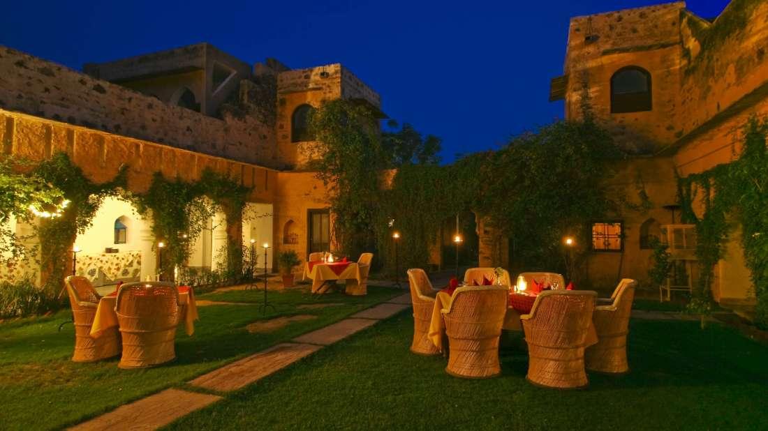 Hill Fort Kesroli - Alwar Kesroli Premises1 Hotel Hill fort Kesroli AlwaR Rajasthan 4