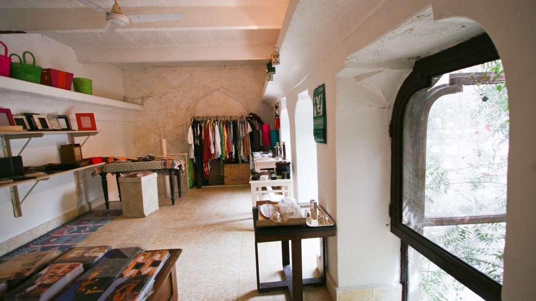 Hill Fort Kesroli - Alwar Kesroli The Neemrana Shop Hotel Hill Fort Kesroli Alwar Rajasthan 3