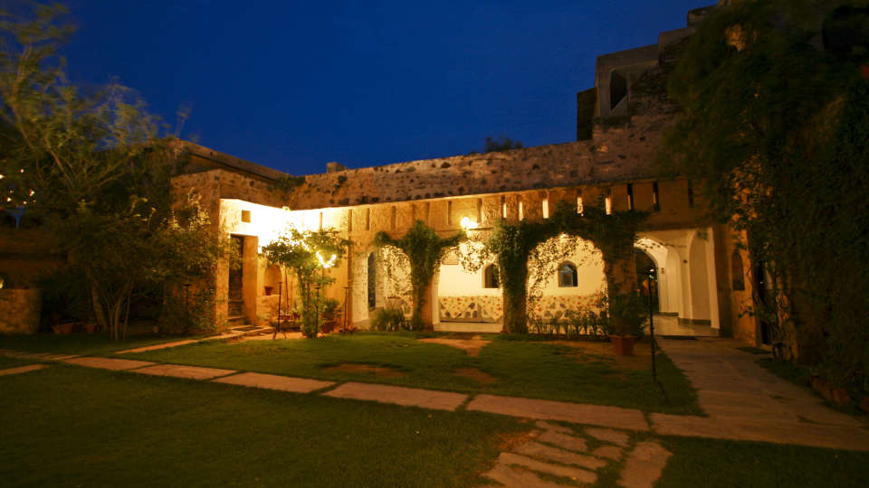 Hill Fort Kesroli - Alwar Kesroli Premises1 Hotel Hill fort Kesroli AlwaR Rajasthan 5