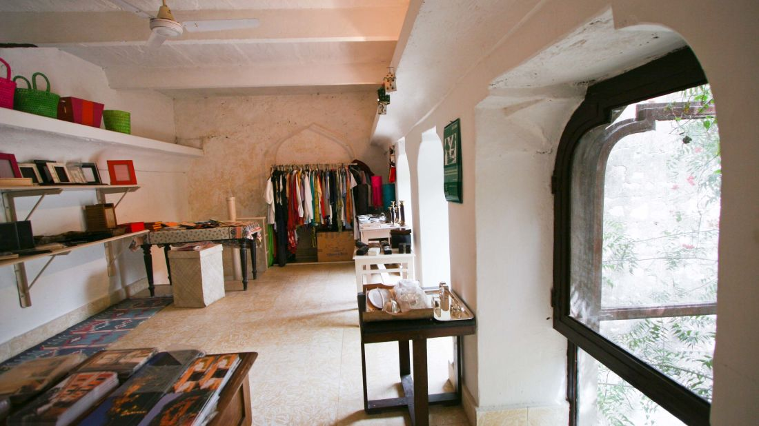 Hill Fort Kesroli - Alwar Kesroli The Neemrana Shop Hotel Hill Fort Kesroli Alwar Rajasthan 3