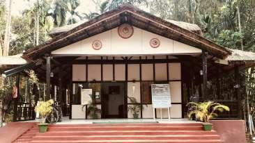 Reception Building at Infinity Resorts Kaziranga 1