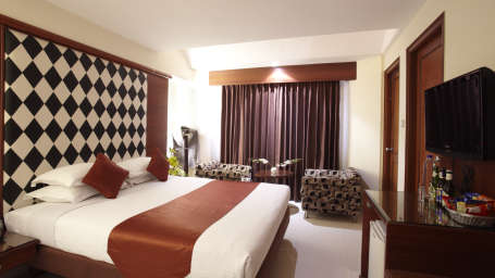 The President Hotel, Jayanagar, Bangalore Bangalore Luxury Room The President Hotel Jayanagar Bangalore
