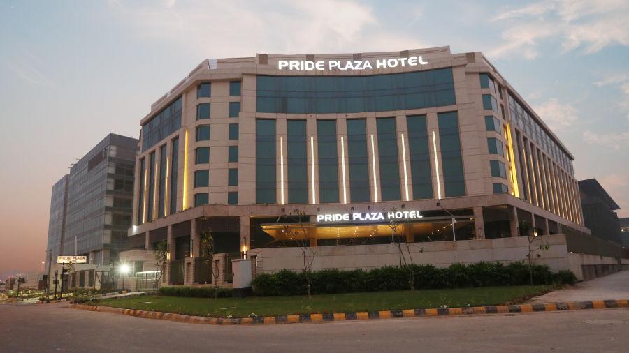 Exterior - Final Pride Plaza Delhi