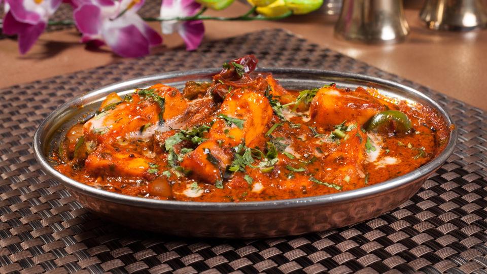 Punjabi Paneer