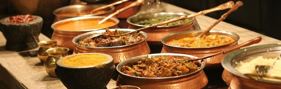 Dining at Hotel Maharana Inn