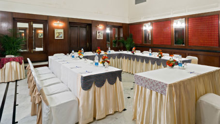 Senate Hall-Corporate Meetings in Bhopal-Jehan Numa Palace Bhopal-events in Bhopal