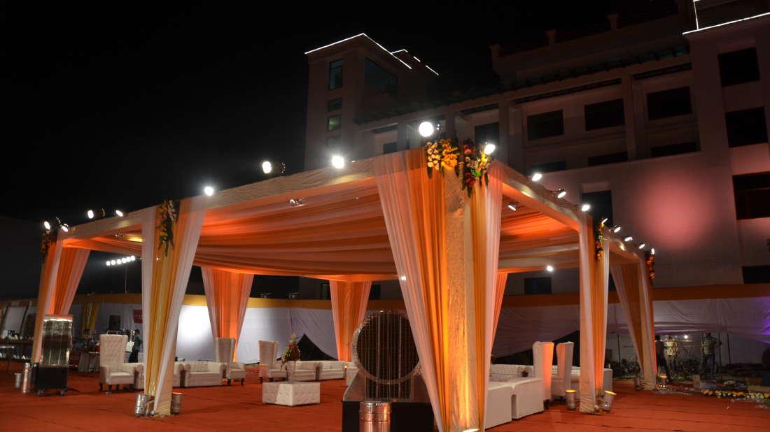 Hotel Saffron Leaf Dehradun 1