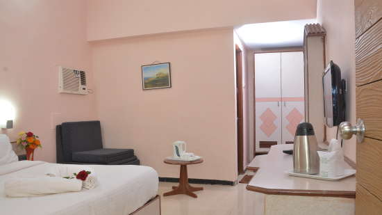 Grand Resort Mahabaleshwar Grand North Rooms at Grand Resort in Mahabaleshwar