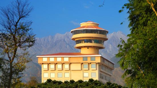 Facade at RS Sarovar Portico, Palampur Resorts   7