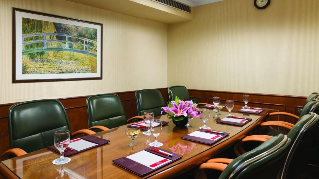 Business Centre at Hotel Ramada Plaza Palm Grove Juhu Beach Mumbai, Meeting and Conference Hotels In Juhu Mumbai
