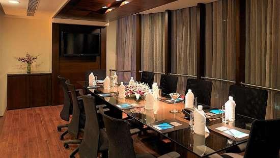 Blu Crescent Conference Room